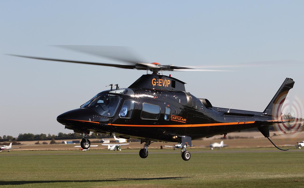 Mykonos Concierge Private Jets & Helicopters Rentals - Augusta 109E 6 Pax, 2 Pilots