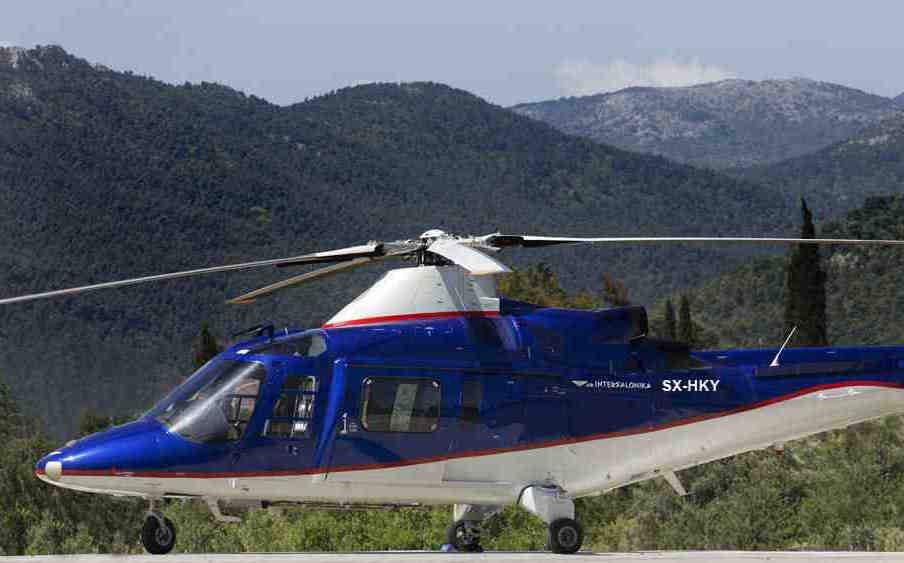 Mykonos Concierge Private Jets & Helicopters Rentals - Augusta 109K2 6 Pax, 1 Pilot