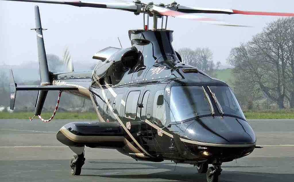 Mykonos Concierge Private Jets & Helicopters Rentals - Bell 430 6-7 Pax, 2 Pilots